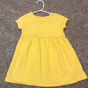 Hello toddler dress